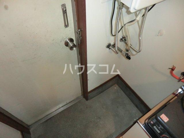 田所コーポA 102号室の玄関