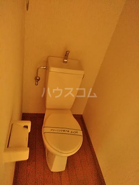メゾン庄名 103号室のトイレ