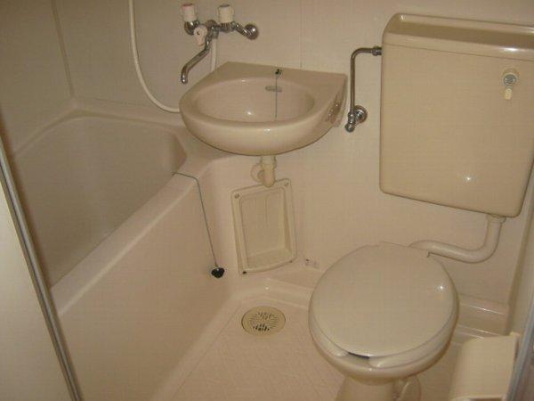 メゾンド・マリオ 102号室のトイレ