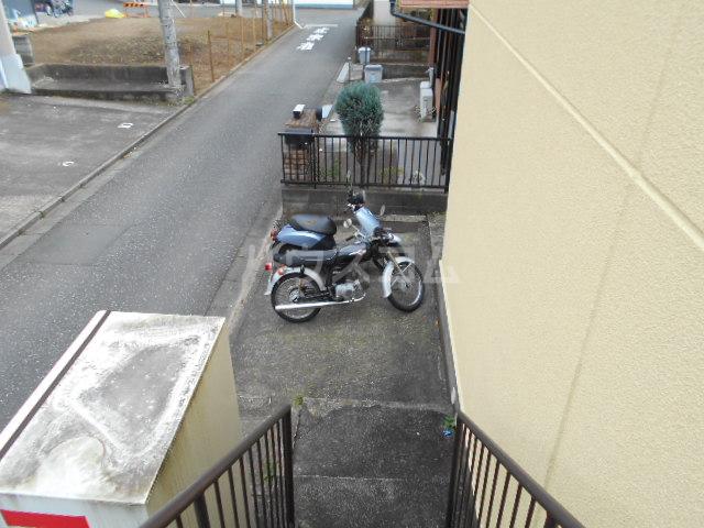 第3一水荘 205号室の駐車場