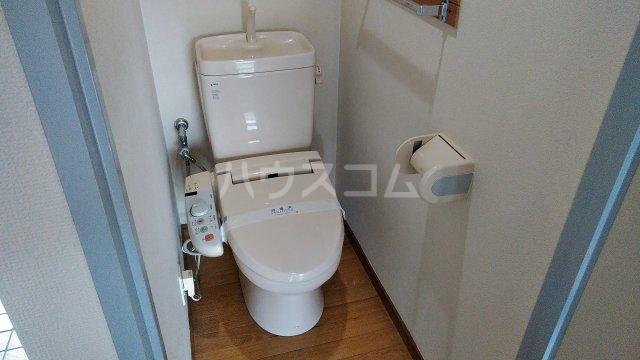 KHハイツⅡ 302号室のトイレ