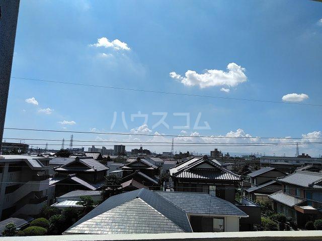 山田ハイツ 402号室の景色