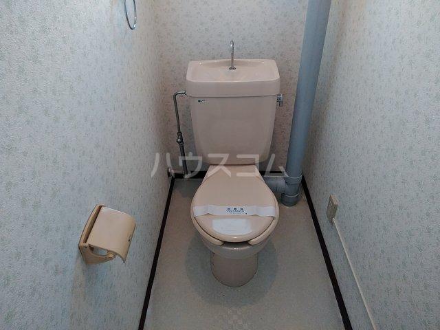 山田ハイツ 402号室のトイレ