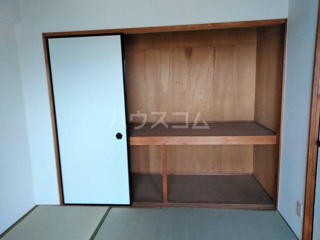 山田ハイツ 402号室の収納