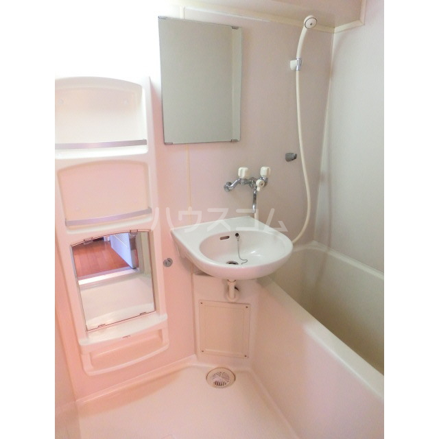 SVSビル 302号室の洗面所