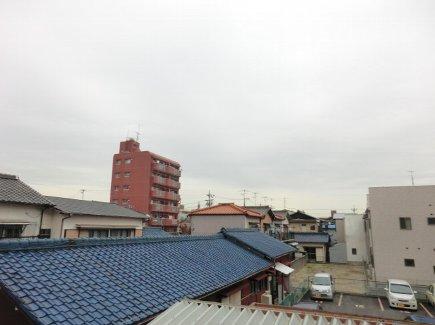 ヒルズ喜多山 401号室の景色