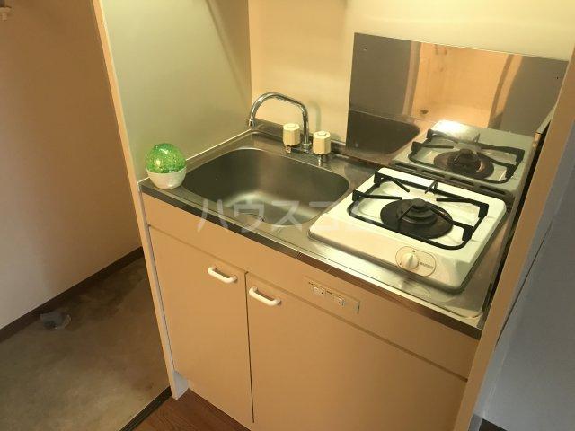 メゾン庄名2 306号室のキッチン