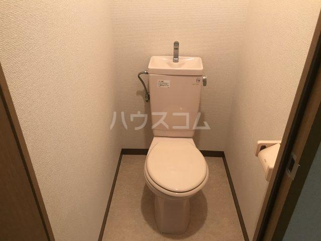 メゾン庄名2 306号室のトイレ