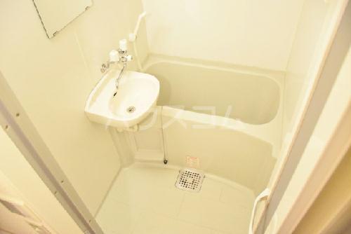 レオパレス石尾台 206号室の洗面所