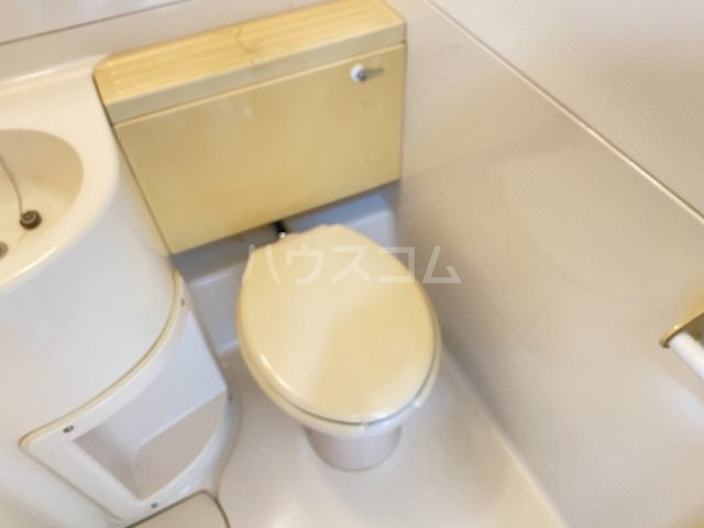 礒沼ビル 207号室のトイレ