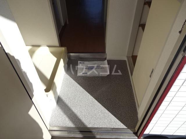 ビアメゾン高幡不動 207号室の玄関