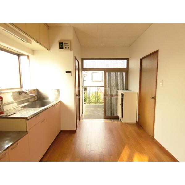 第2サンハイツ成田 102号室の玄関