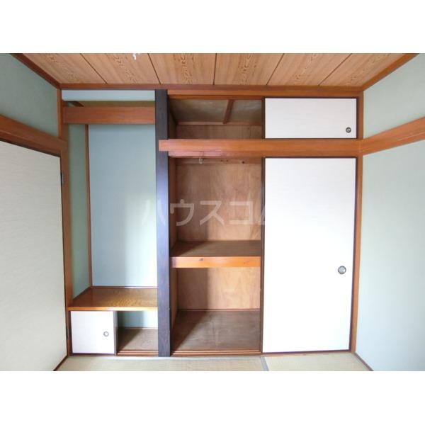 第2サンハイツ成田 102号室の収納