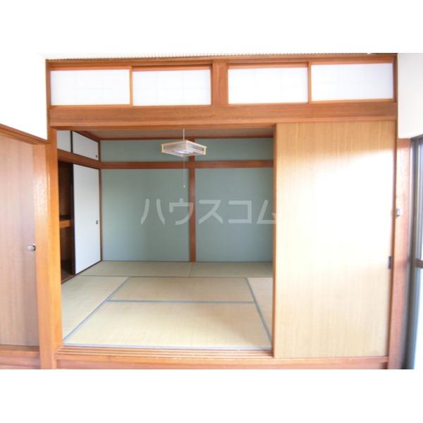 第2サンハイツ成田 102号室の居室