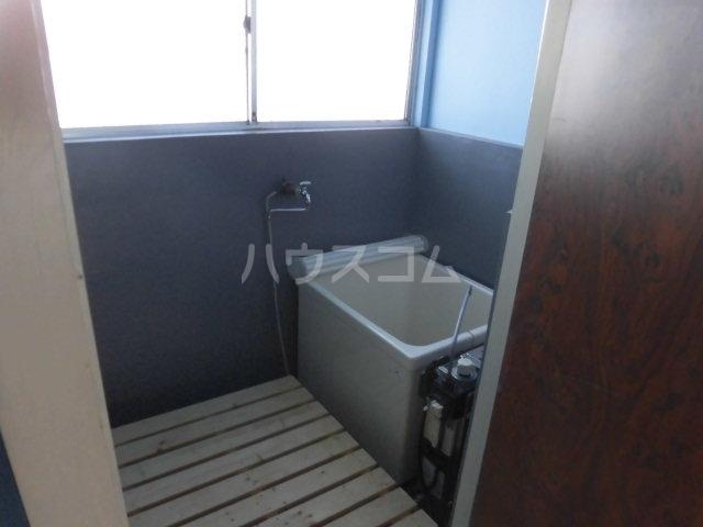 コーポ落合 101号室の風呂