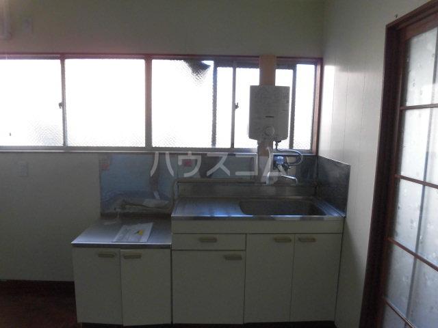 コーポ落合 101号室のキッチン