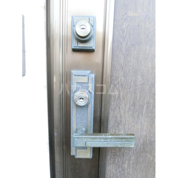 光壱番館 204号室のセキュリティ