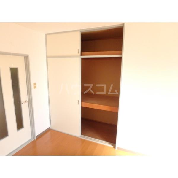 光壱番館 204号室の収納