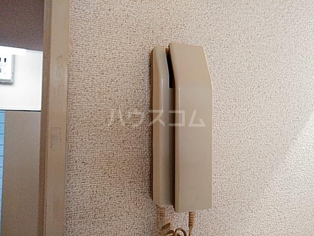 スプリングシールド 108号室のセキュリティ