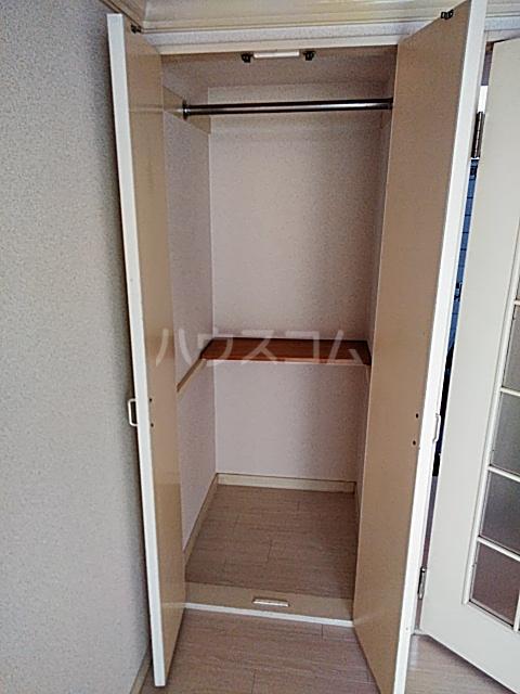 スプリングシールド 108号室の収納