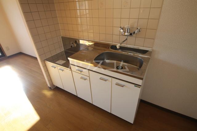 シェソワ 202号室のキッチン