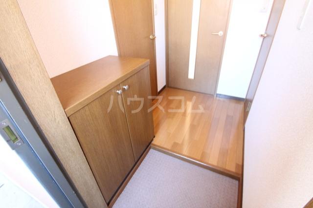 シェソワ 202号室の玄関