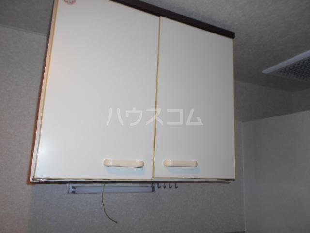 エトワール永山 402号室のキッチン
