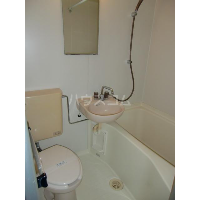 メゾン高幡 201号室の風呂