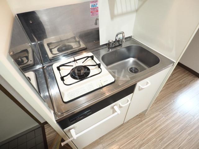 SUNRISE MANSION 201号室のキッチン