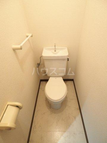 SUNRISE MANSION 201号室のトイレ