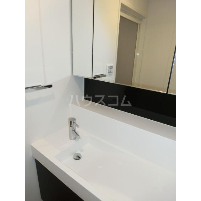 ディグニータ 1304号室のトイレ