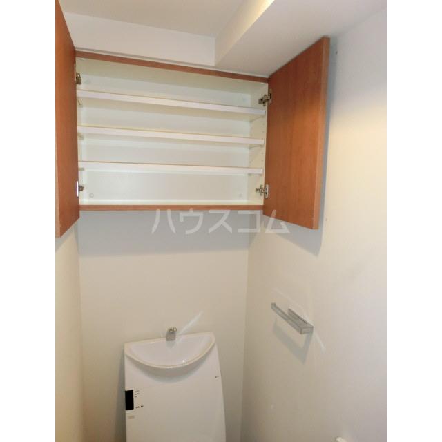 ディグニータ 1304号室の洗面所
