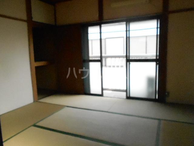 榎本荘 101号室のリビング