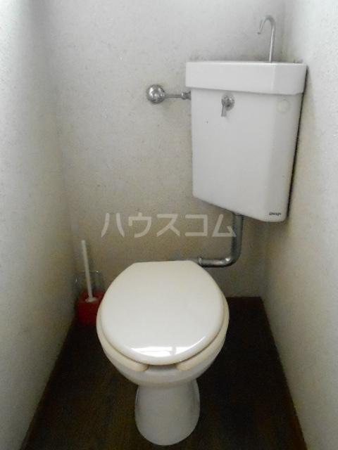 榎本荘 101号室のトイレ
