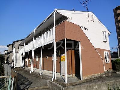 ニューシティ藪田 202号室の外観
