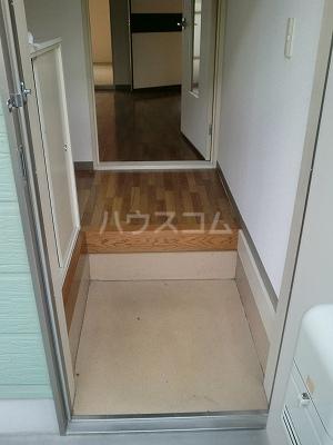 ニューシティ藪田 202号室の玄関