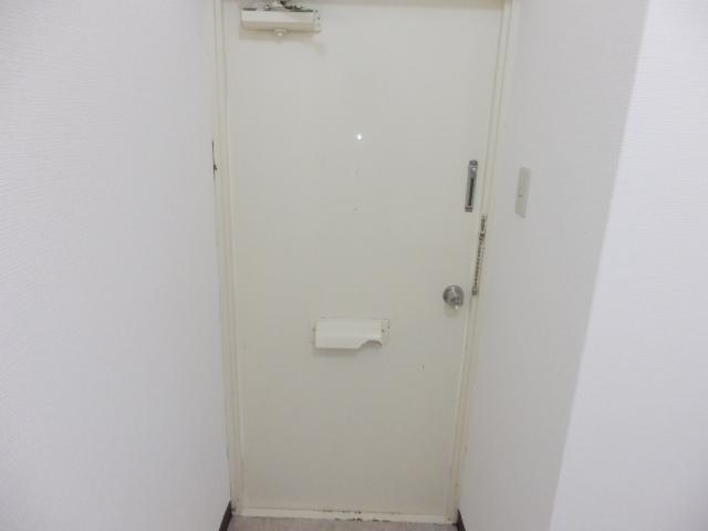 グリーンハイツ 201号室のセキュリティ