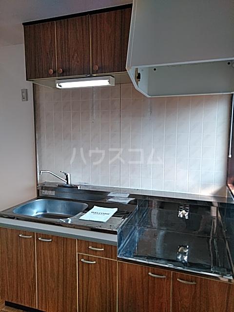 エステート・ニューミー 201号室のキッチン