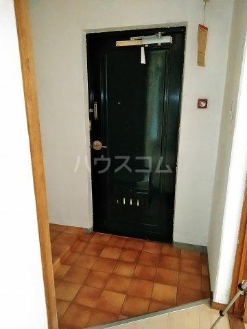高柳ハイツ 307号室の玄関