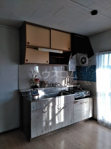 高柳ハイツ 307号室のキッチン