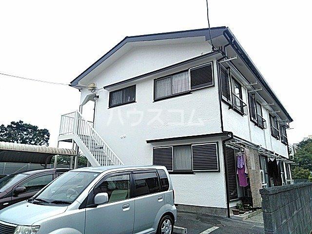 ハイツ島崎の外観