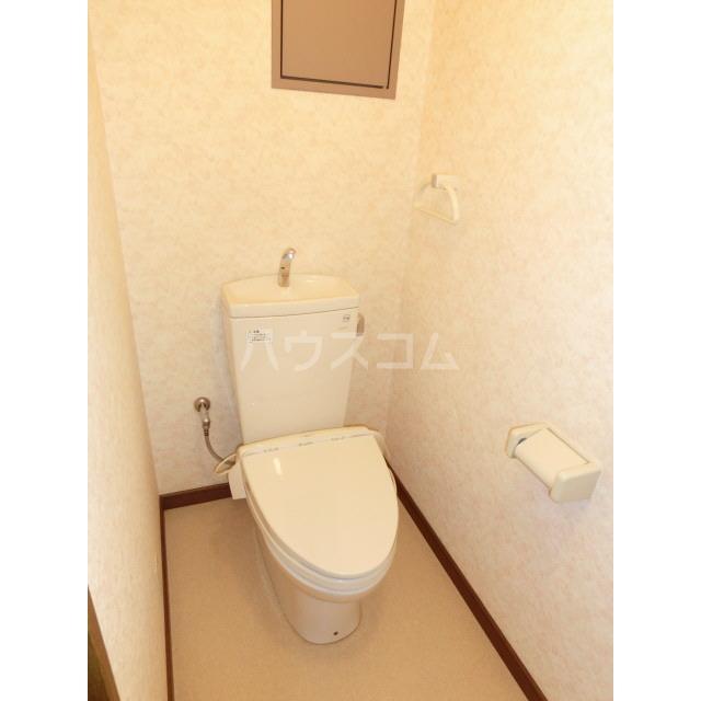 アネックス千寿 303号室のトイレ