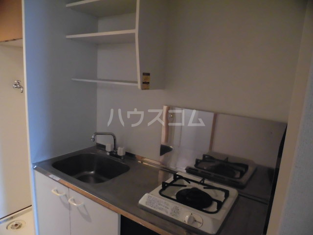 グランジュールMK 102号室のキッチン