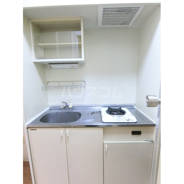 キャステール 307号室のキッチン
