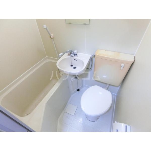 キャステール 307号室の風呂