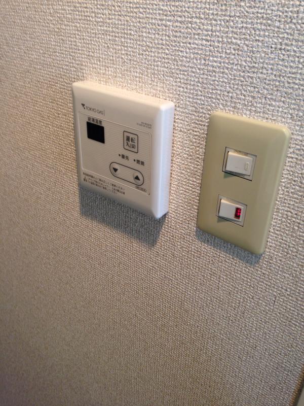 田邊ビル 301号室のセキュリティ