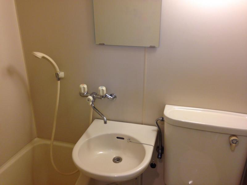 田邊ビル 301号室の風呂