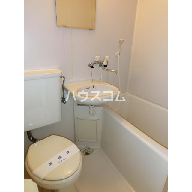 アイビーハウス 203号室のトイレ