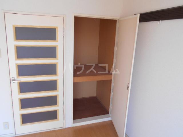 イーストコート大山寺 104号室の収納