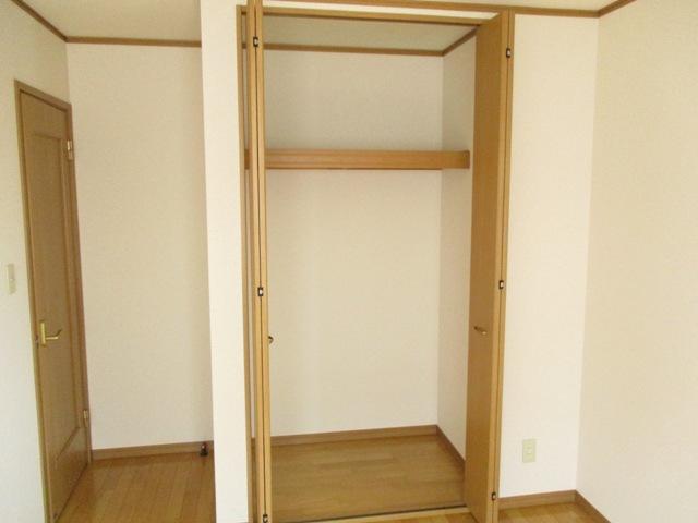 K'Sウイング 1B号室の収納